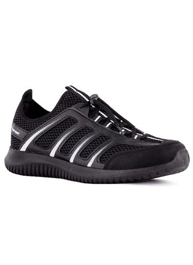 Slazenger Slazenger ABSOLUT I Sneaker Erkek Ayakkabı  Siyah